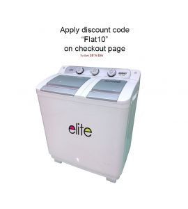 Homage Washing Machine Semi Automatic HWM-1020SA 10KG Flat 10 %
