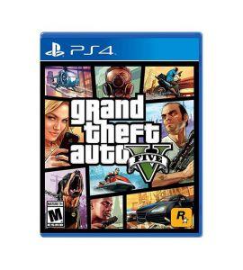 GTA 5 – Ps4 Game