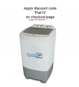Kenwood Washing Machine Washer KWM-899W 8 Kg - Flat 10%