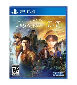 Shenmue I & II – Playstation 4