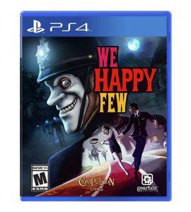 We Happy Few – Ps4 Game
