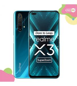 Realme X3 Super Zoom ( 256GB , 12GB RAM ) Glacier Blue