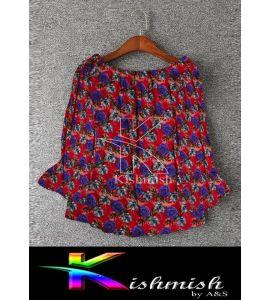 Multi Color Kurti For Woman D1