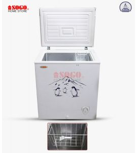 Sogo Solar (12v) Volt Chest Freezer/Deep Freezer 150 Liters