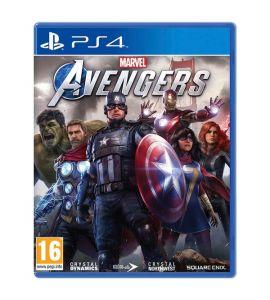 Marvel's Avengers – PS4 Game