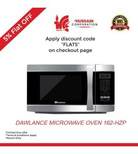 Dawlance Classic Series Microwave Oven 62 Ltr (DW-162-HZP)-Karachi Only-Including Free Delivery-FLAT 5 % OFF