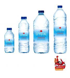 Crystal Water Pet 1.5L Or 500Ml