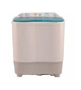 Haier Semi Automatic Twin Tub Washing Machine 8kg HWM80-000 AFC