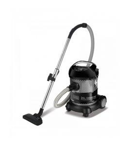 Black & Decker Drum Vacuum Cleaner Black (BV2000)