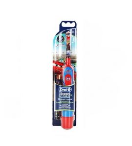 Oral B Electric Toothbrush for Kids Blue Red (4510K)