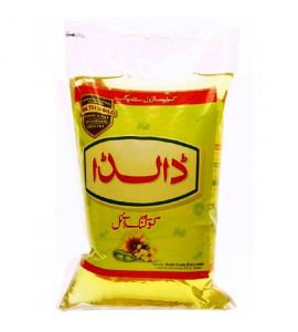 Dalda Cooking Oil 1 Liter Pouch