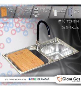 Kitchen Sink - GG- Model F-01