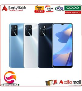 Oppo A16 - 6.1 Inch Display - 13MP Rear and 8MP Front Camera - 3GB RAM - 32GB Storage - Official Warranty |The Game Changer