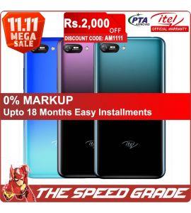 Itel A25 - 5.0 Inch Display - 1GB RAM - 16GB Storage - 1 Year Official Brand Warranty   On Installments   The Speed Grade