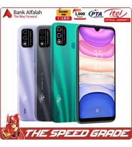 Itel A48 - 2GB RAM  - 32GB STORAGE - 1 Year Official Brand Warranty | The Speed Grade