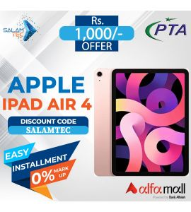 Apple IPAD AIR 4 256GB WIFI On Easy Installment - Salamtec