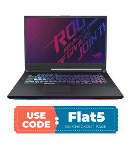 Asus G15 G512LI-HN086T STRIX G Core i7 10th Gen 16GB 1TB SSD 4GB NVIDIA GeForce GTX 1650TI 15.6-Inch Win 10  flat 5% off TM