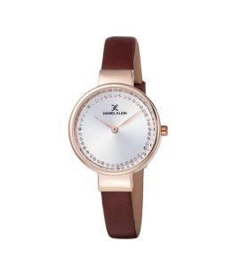 Daniel Klein Fiord Analog Watch For Women Praline (DK-11875-2)