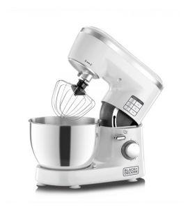 Black & Decker Stand Mixer White (SM1000) - On Installment - IS