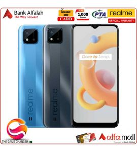 Realme C11 2021 - 2GB RAM - 32GB Storage - 1 Year Official Brand Warranty |The Game Changer