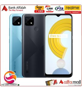 Realme C21 - 3GB RAM - 32GB Storage - 1 Year Official Brand Warranty |The Game Changer