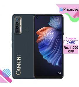 Tecno Camon 17 ( 128GB - 6GB RAM ) - Deep Sea