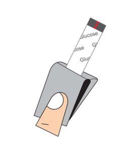 Certeza Blood Glucose Test Strips (TS-110 For GL-110) - ISPK
