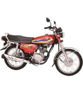 Honda CG 125 - Installment