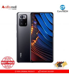 Xiaomi POCO X3 GT (8GB + 256GB) with One Year Official Warranty & PTA Approved CoreTECH