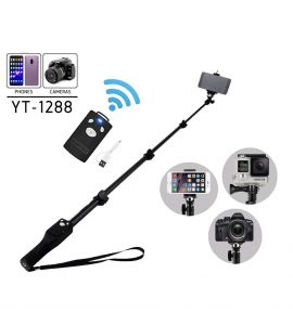 Yunteng YT-1288 Bluetooth Selfie Stick For Smartphones & Digital Cameras