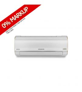 Kenwood Split Air Conditioner E Tech DC Inverter 1.5 Ton KET-1828S 60% Heat & Cool On Installments