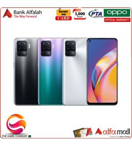 Oppo F19 Pro - 8GB RAM - 128GB Storage - 1 Year Official Brand Warranty | The Game Changer