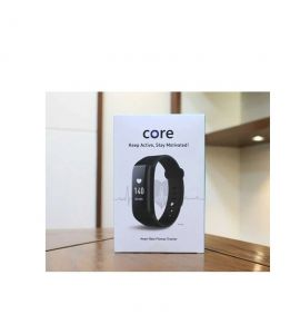 FHS Core Heart Rate Fitness Tracker Band TM