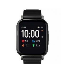 Haylou LS02 Smartwatch Black (Global Version) - ISPK