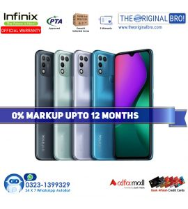 Infinix Hot 10 Play - 4GB RAM - 64GB Storage - 1 Year Official Brand Warranty  | On Installments | The Speed Grade