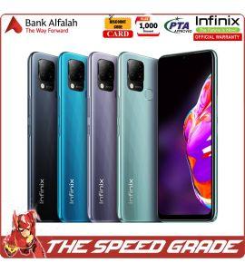Infinix Hot 10S  - 6GB RAM - 128GB Storage - 1 Year Official Brand Warranty   The Speed Grade