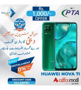 Huawei Nova 7i 8GB,128GB official warranty-SalamTec