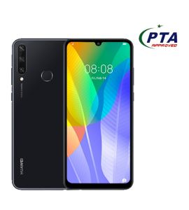 Huawei Y6p 64GB 3GB RAM Dual Sim Midnight Black