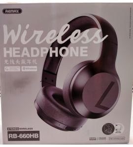 Remax - Wireless headphone (RB-660HB)