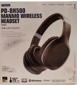 Proda - Manmo Wireless - Headset (BH500)