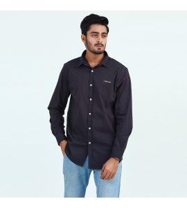 Black Casual Shirt For Men