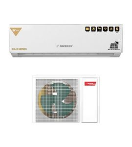 Inverex Gold Series Solar 1 Ton Split Air Conditioner - On Installment - IS