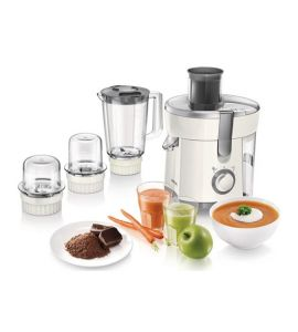 Philips Viva Collection Food Processor 4 in 1 (HR1847/00) - On Installment - IS