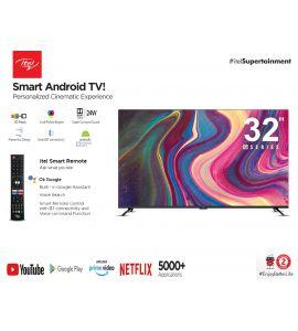"itel Smart android tv G series 32"" - Instalment - SNS"