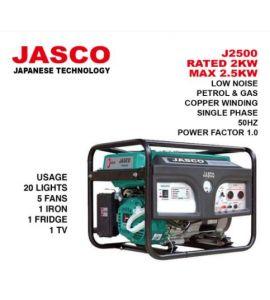 JASCO J2500S - 2KW Generator - Instalment - JS