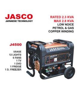 JASCO J4500DC - 2.8 KVA Generator - Instalment - JS