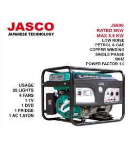 JASCO J6500 - 5.5KW - Generator - Instalment - JS