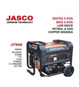 JASCO J7500DC 6 KVA - Instalment - JS