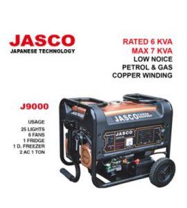 JASCO J9000DC - 6.5KW Generator - Instalment - JS