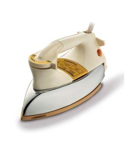 Kenwood Ceramic Dry Iron Gold (DIM-40) - On Installment - IS